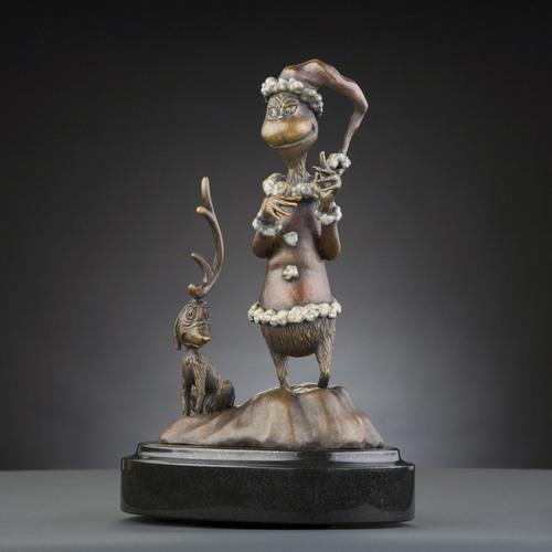 Grinch Bronze by  Dr. Seuss Vintage - Masterpiece Online