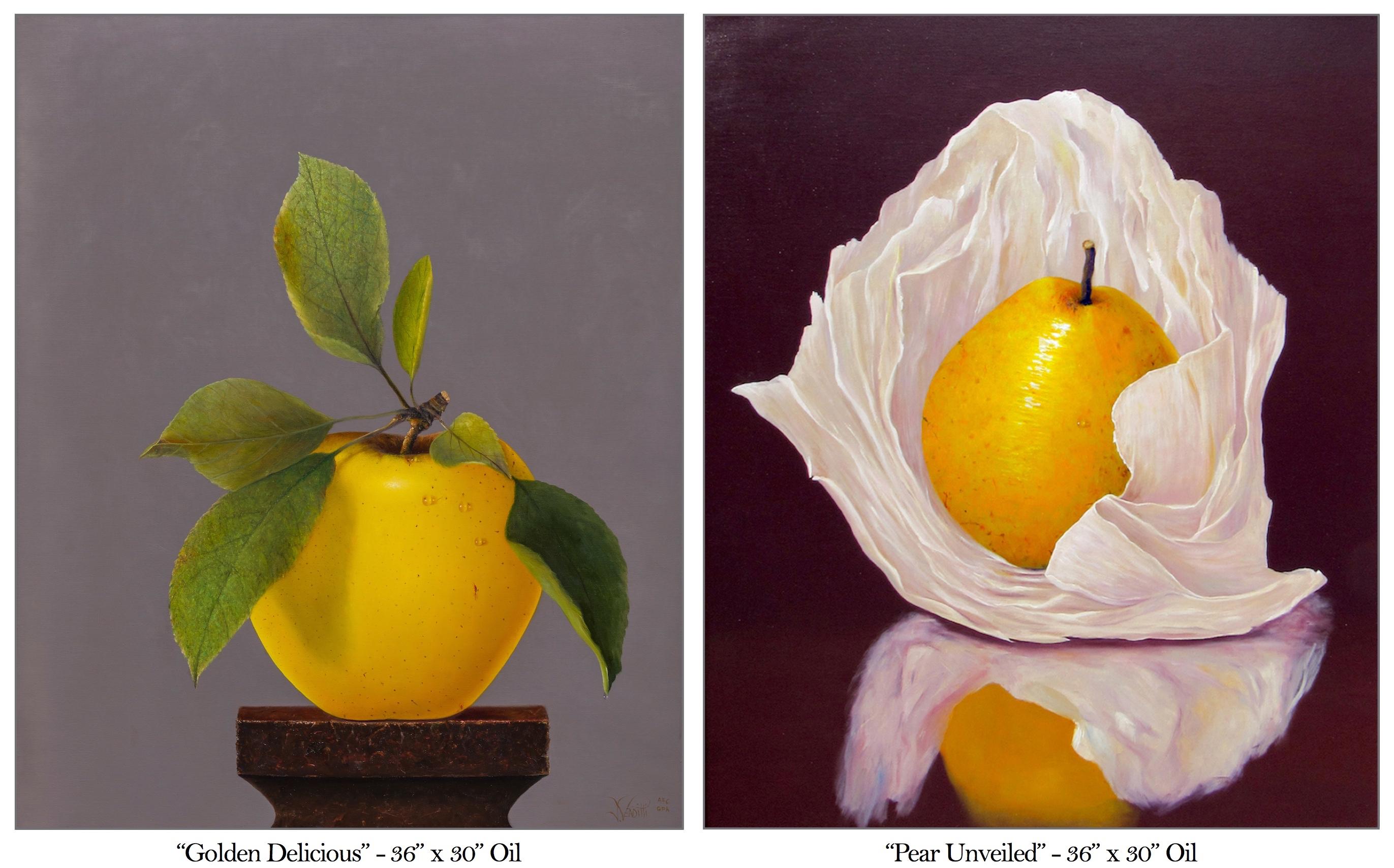 Two Venditti Fruit Pa... by  Jerry Venditti - Masterpiece Online