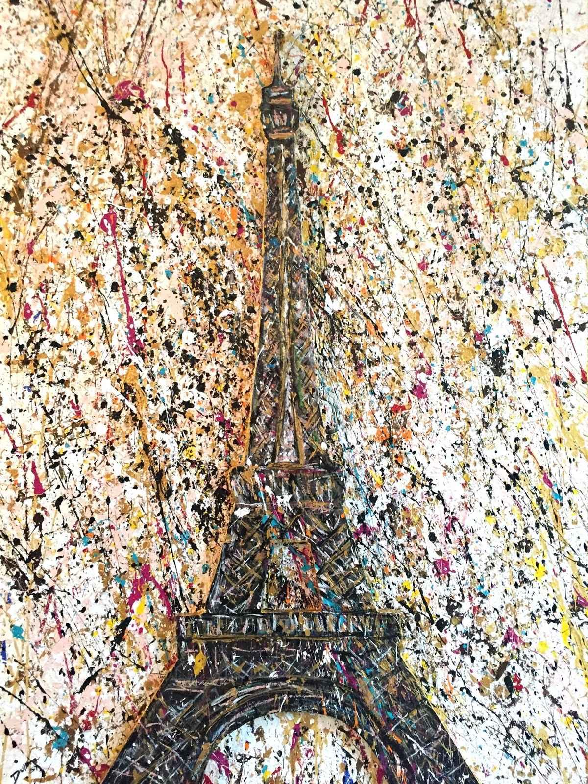 Paris is Love  by  Dollka Morico