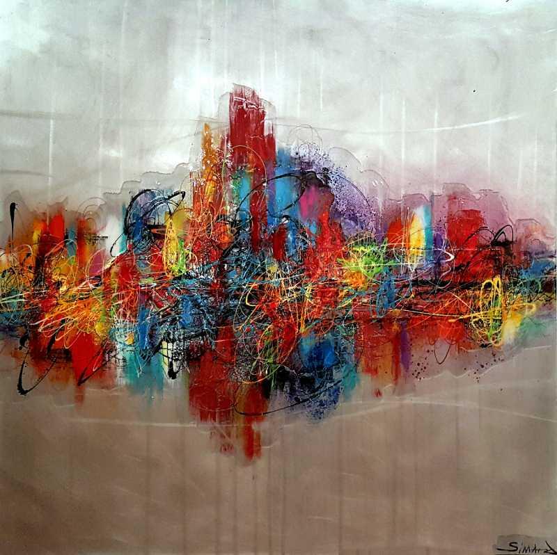 Le Grand Periple by  Melanie Simard - Masterpiece Online