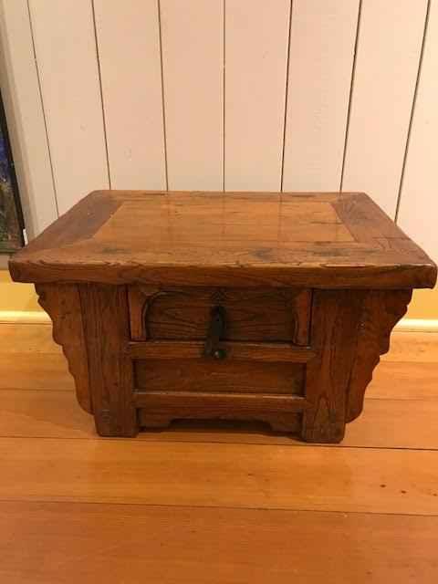 Elm Wood Coffer by   Unknown - Masterpiece Online