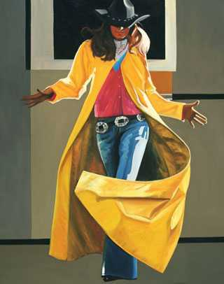 Go Girl by  David DeVary - Masterpiece Online