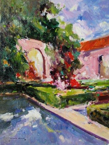 Jardin by  Pineda  Bueno - Masterpiece Online