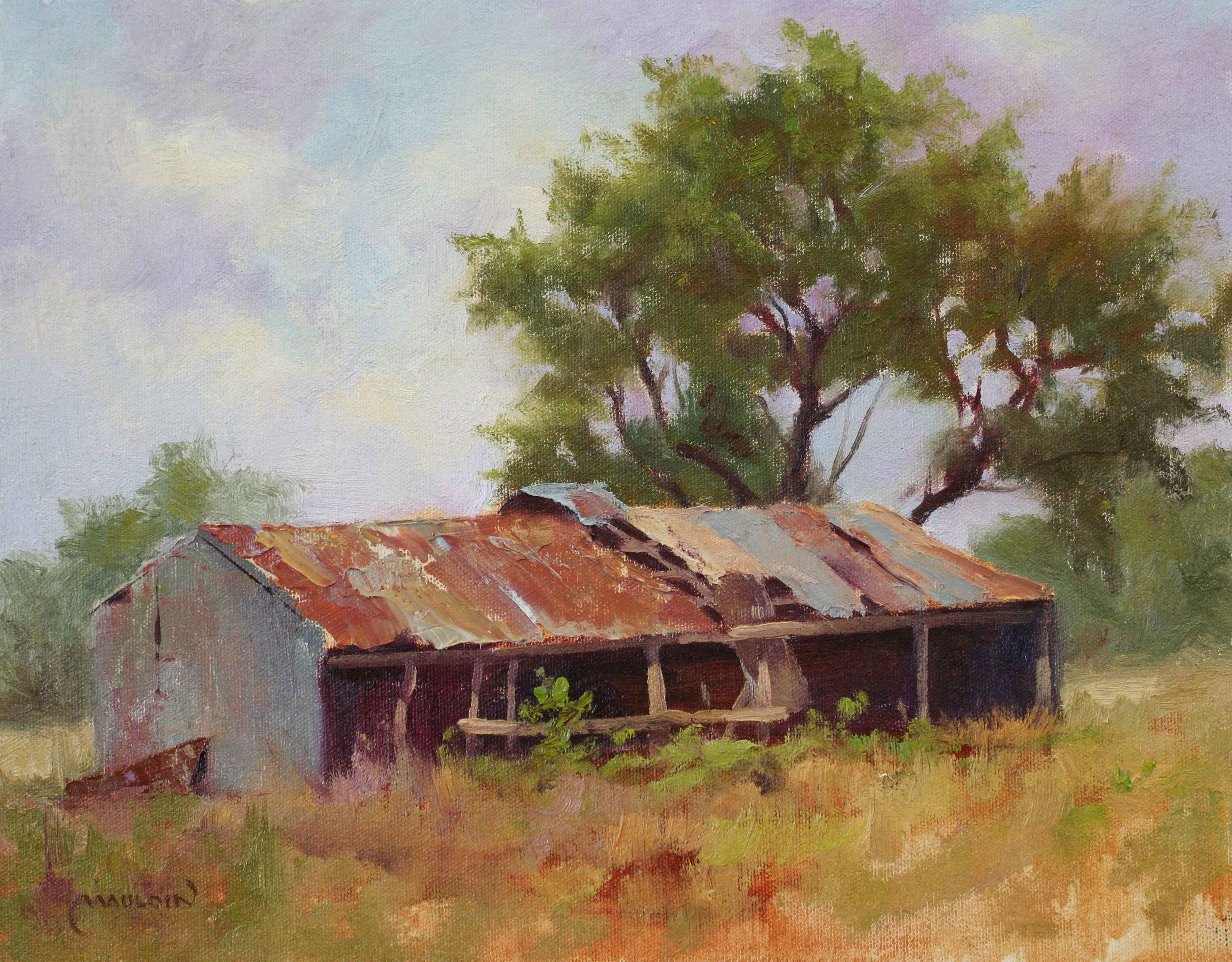 Gone With the Wind by  Chuck Mauldin - Masterpiece Online