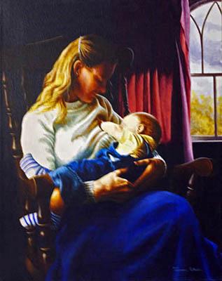 Firstborn by   Teresa  Wheeler - Masterpiece Online