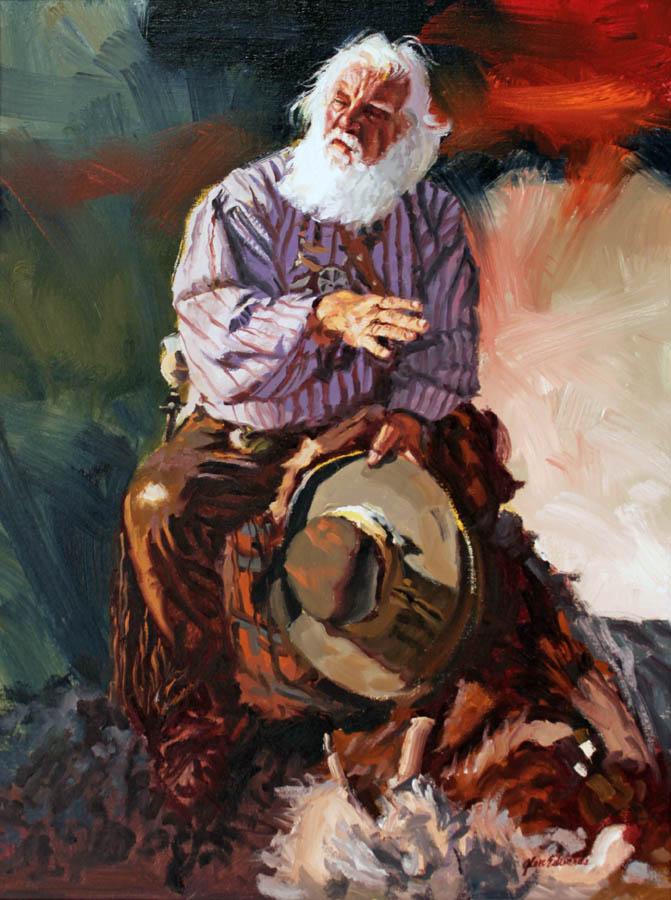 Old Time Tales by  Glen Edwards - Masterpiece Online