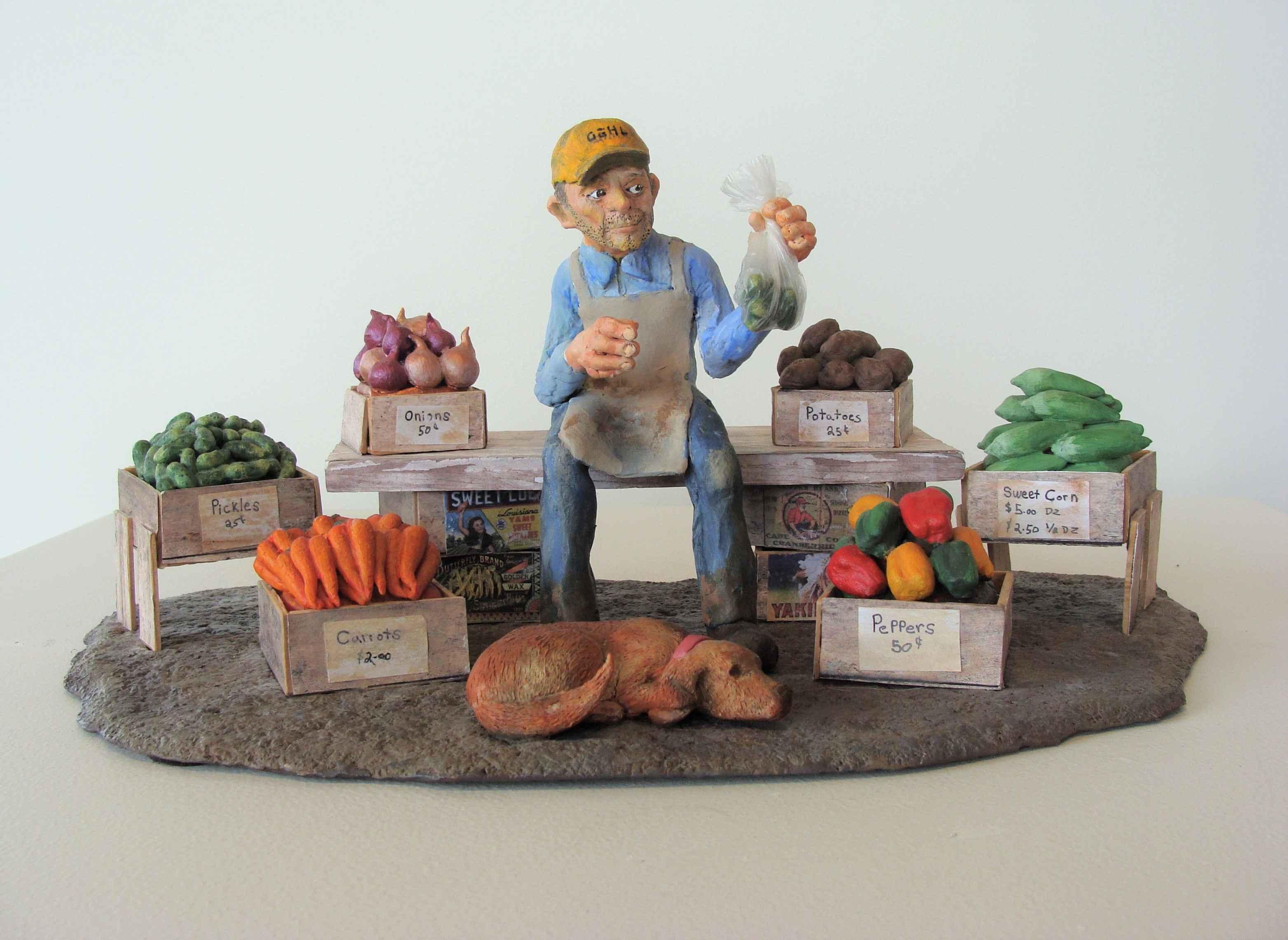 West Bend Farmer's Ma... by Mr. Doug Witz - Masterpiece Online