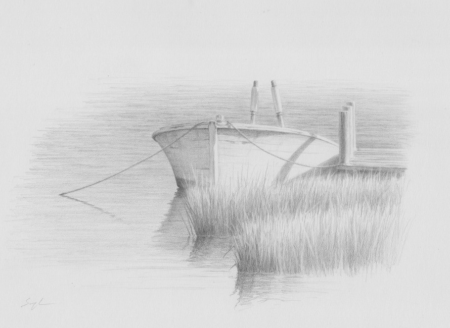 Workboat by  Jack Saylor - Masterpiece Online