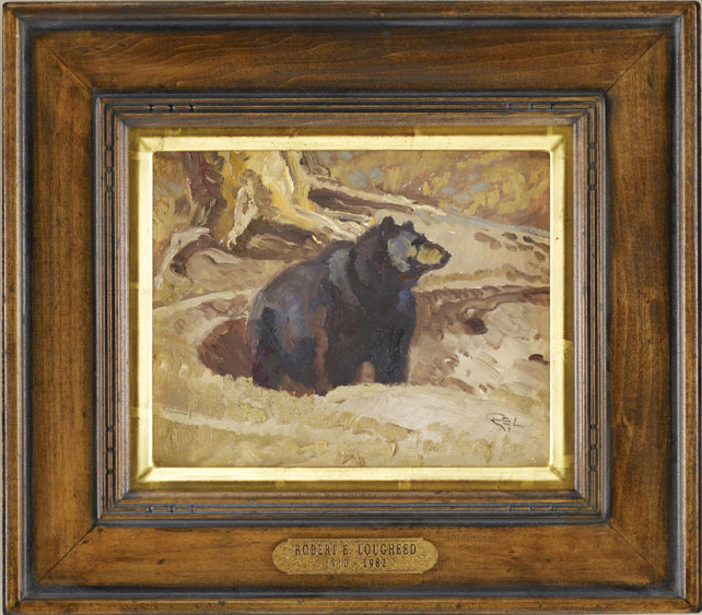 Bonnie the Grizzly - ... by  Robert Lougheed - Masterpiece Online