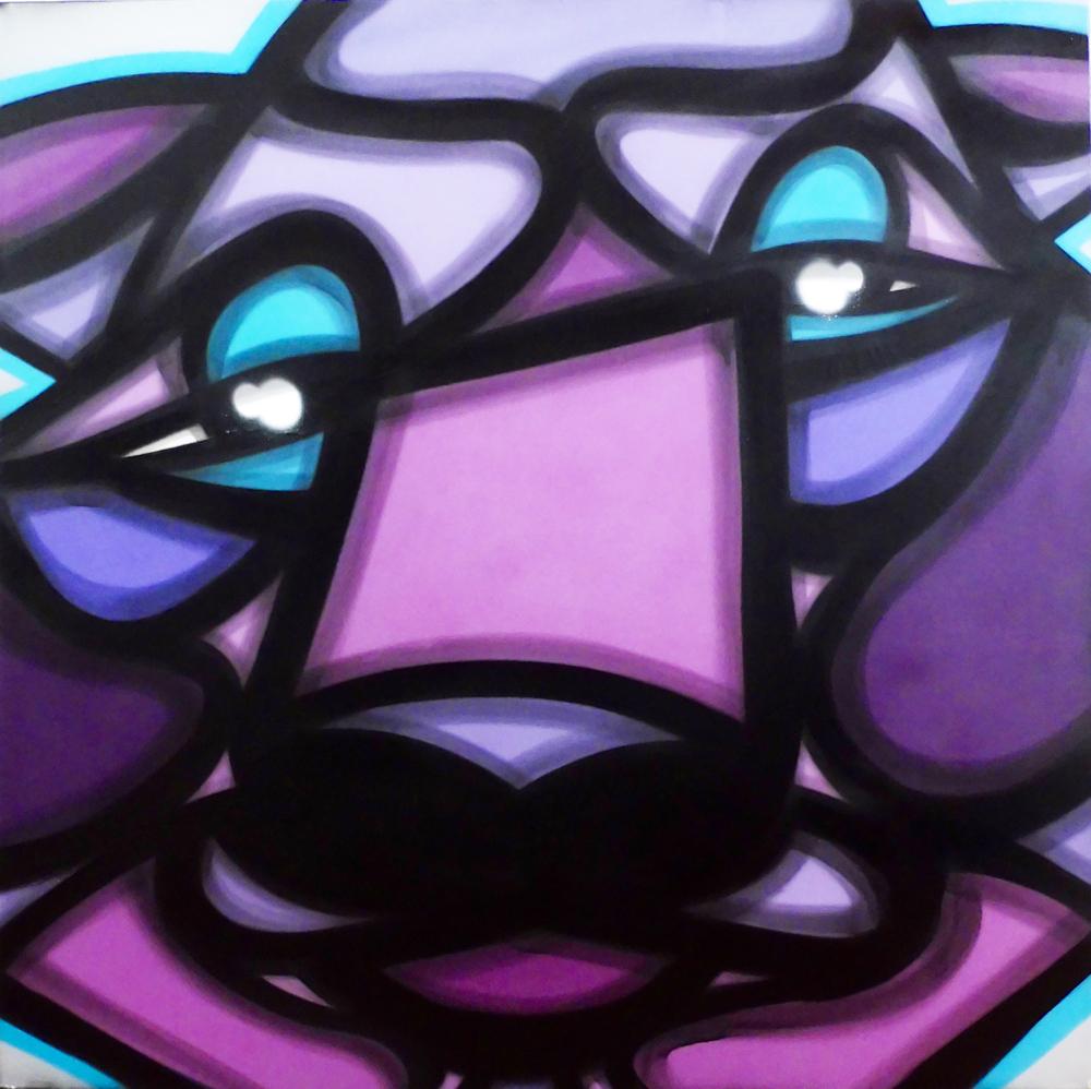 Purple Haze by   WONE - Masterpiece Online