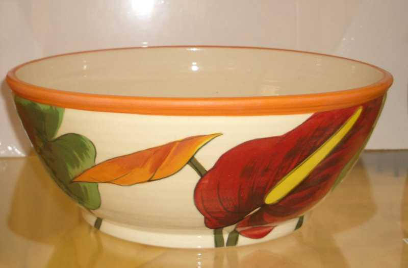 Bowl and Plate Set   ... by Mr. Headley Frazer - Masterpiece Online