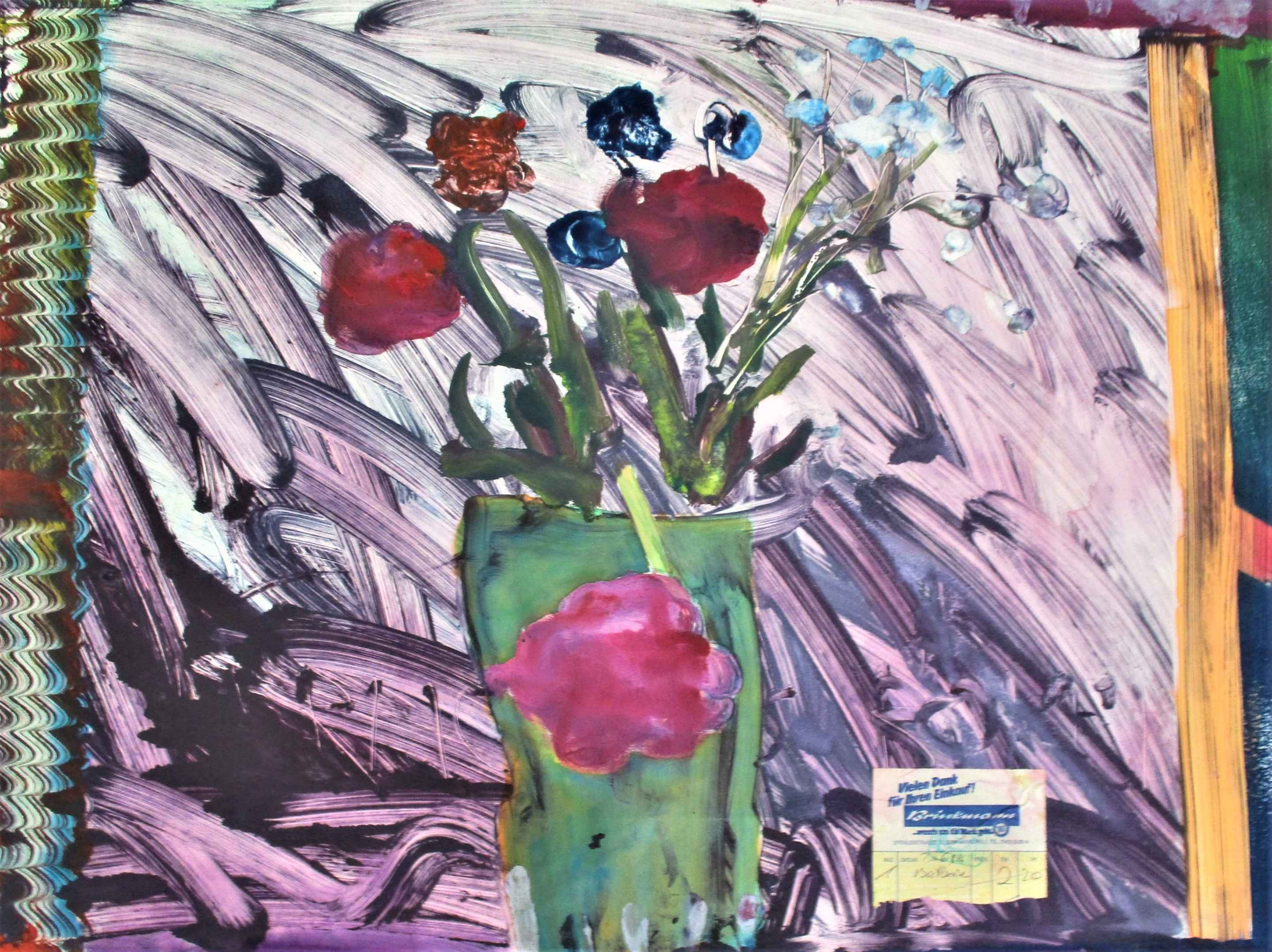Untitled ( floral) by  Royal Nebeker - Masterpiece Online