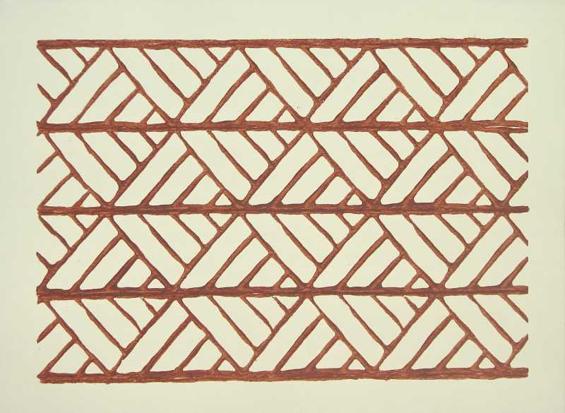 Tapa Line Pattern by  Brendt Berger - Masterpiece Online