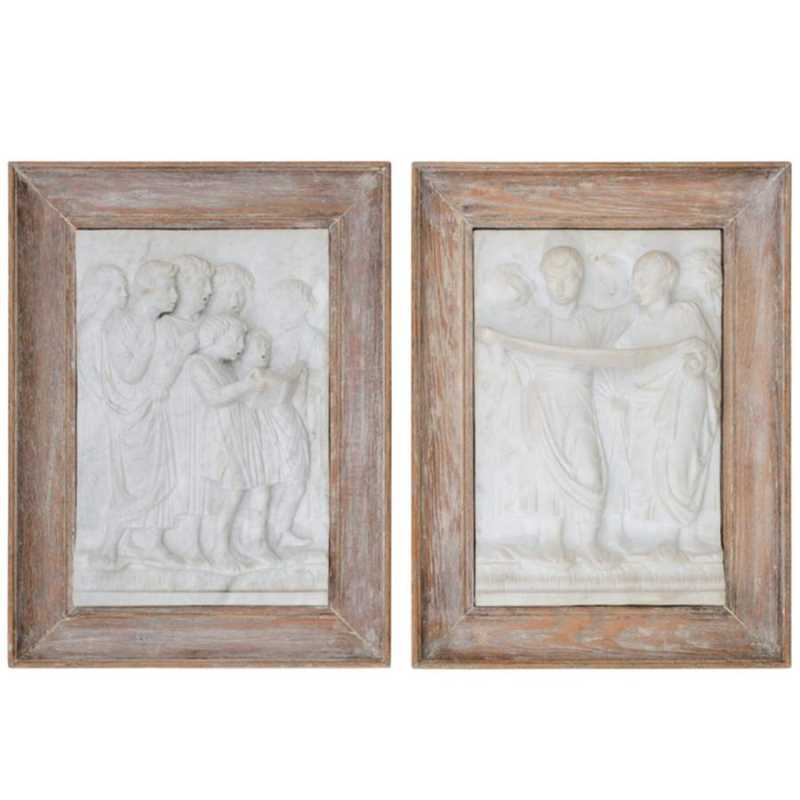 Rare Pair of Early Ma... by  Italian  - Masterpiece Online