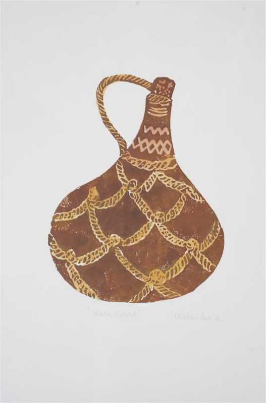 Water Gourd by  Marcia Ray - Masterpiece Online