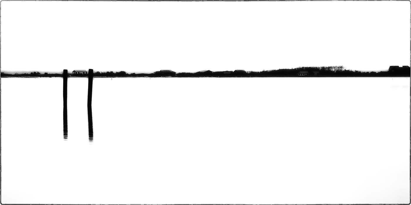 A Cold Day, Lake Tash... by  Michael Stimola - Masterpiece Online