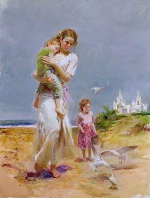 Heavenly Breeze by  Pino  - Masterpiece Online