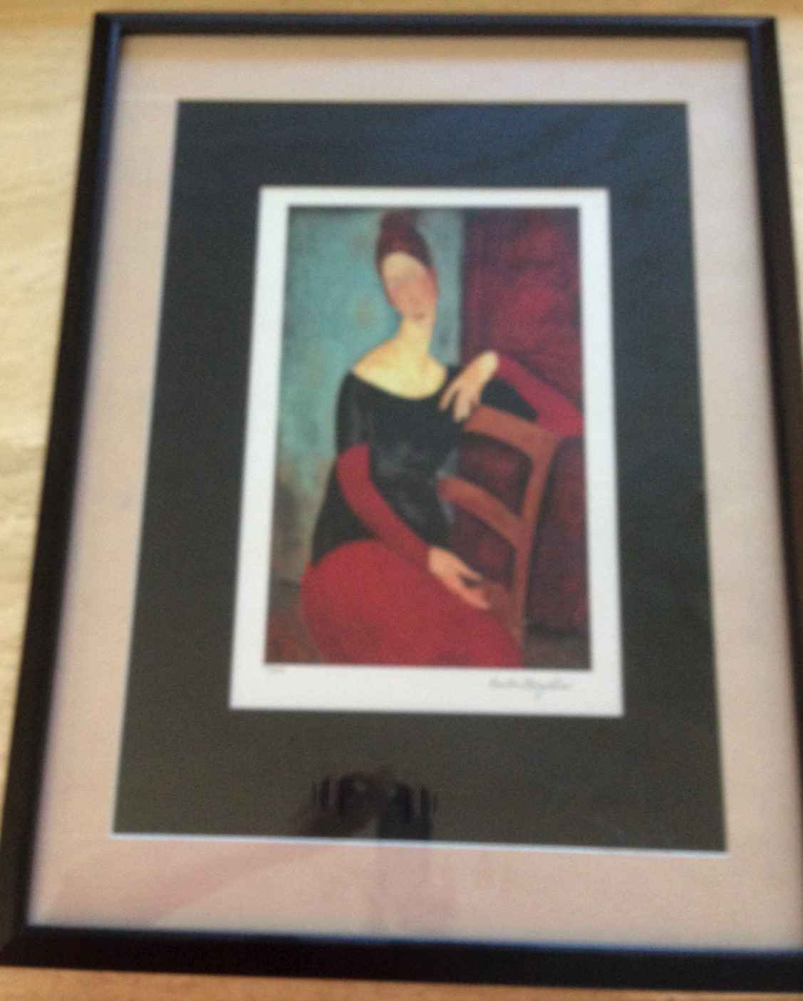 The Artist's Wife by  Amadeo Modigliani - Masterpiece Online