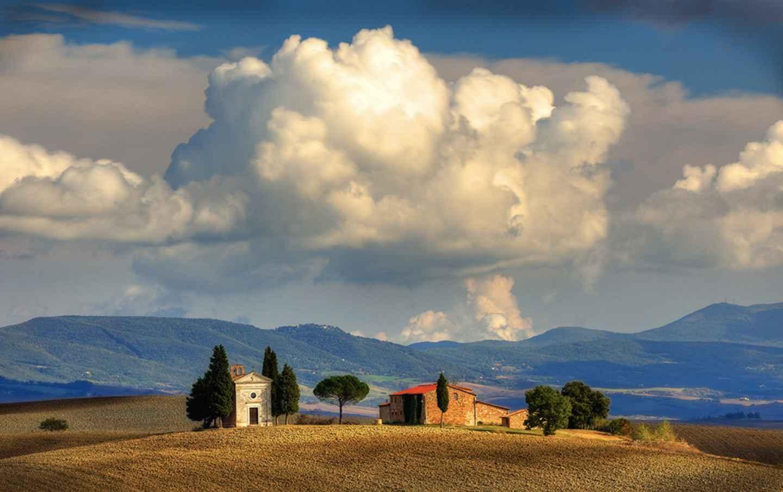 Tuscan Chapel by  Greg Gawlowski - Masterpiece Online