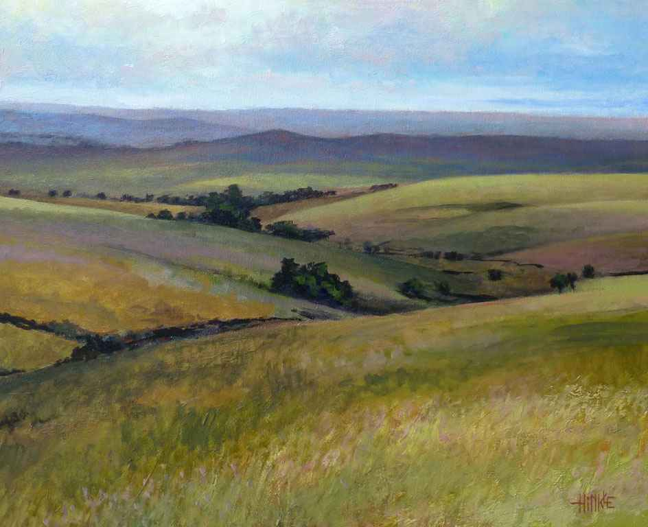 East of Matfield Gree... by  Brian Hinkle - Masterpiece Online