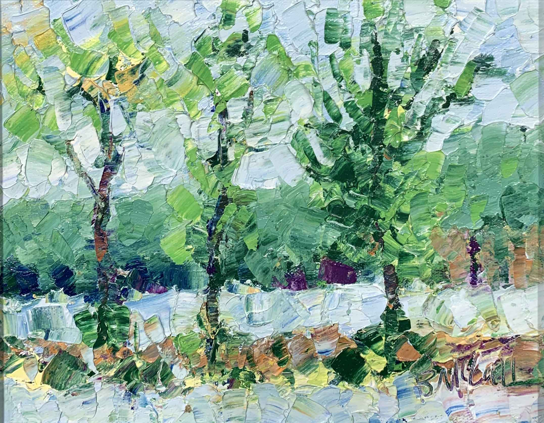 Lake Trio by  Bill McCall - Masterpiece Online