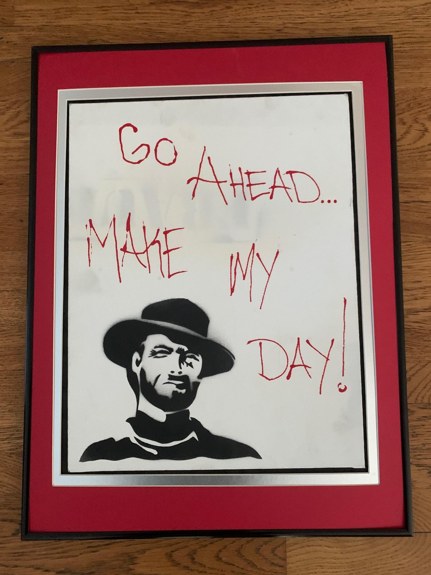 Go Ahead...Make My Da... by  Spencer Guilburt MAR - Masterpiece Online