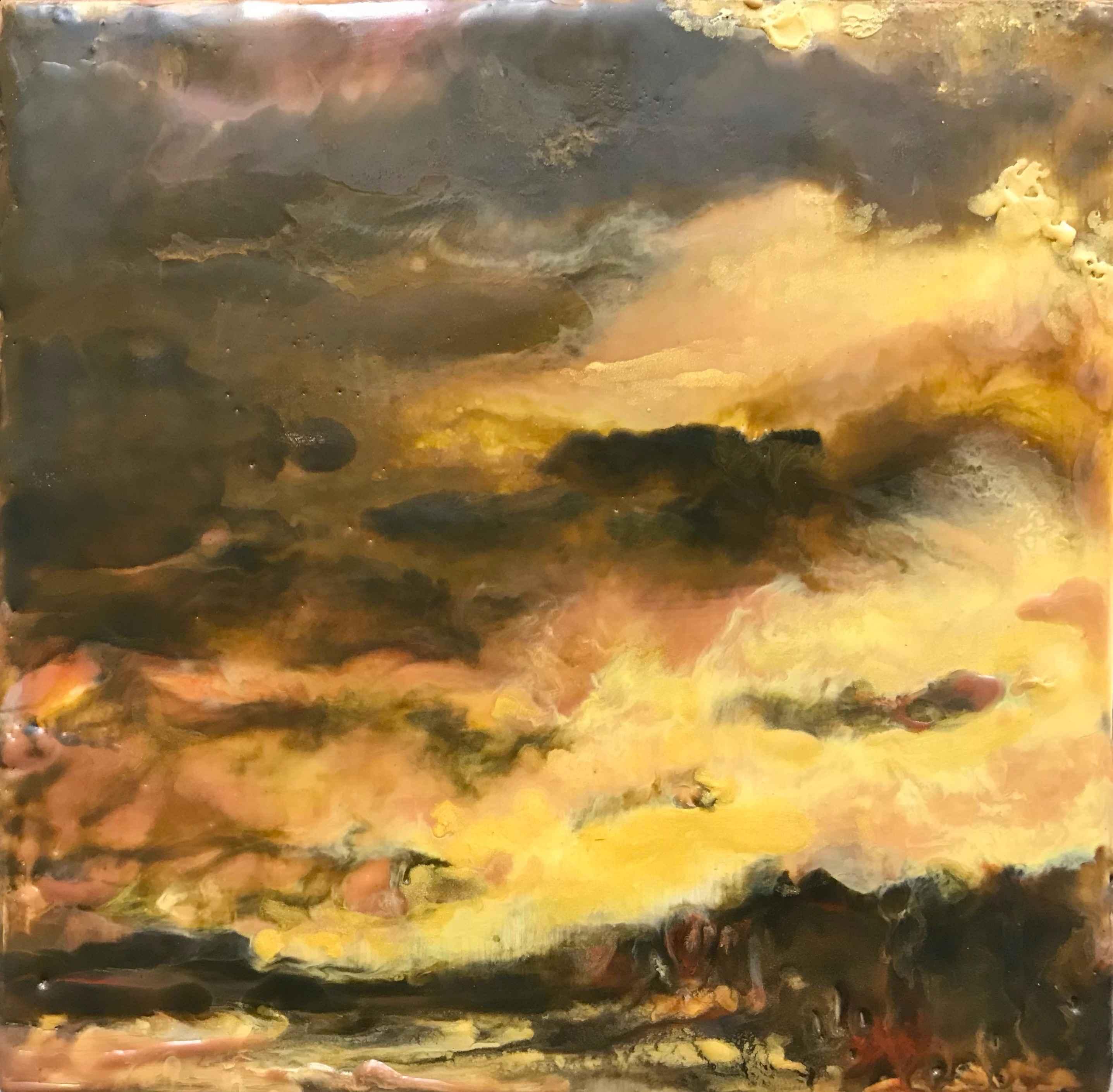 Pink Glow by  Kathy Bradshaw - Masterpiece Online