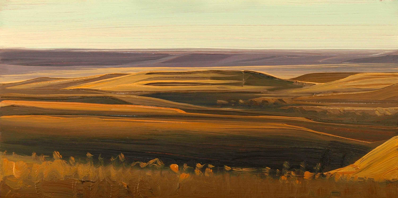 Long Shadows Sketch 1  by  Lisa Grossman
