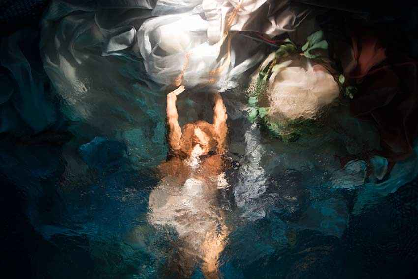 In the Naked Light I ...  by  Christy Lee Rogers