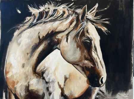 Silvercloud by  Jennifer Mack - Masterpiece Online