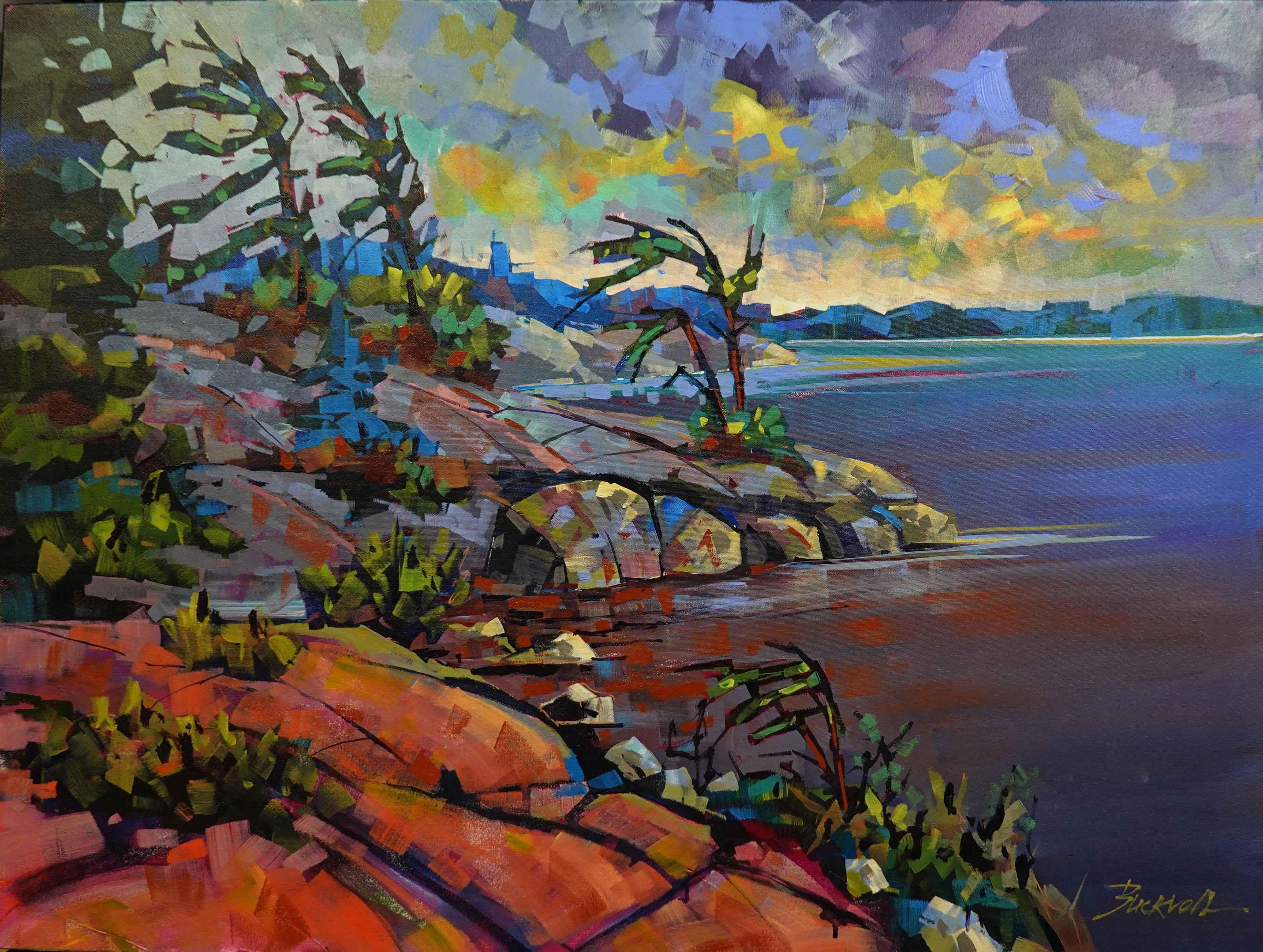 Morning Quiet Killbear by  Brian Buckrell - Masterpiece Online