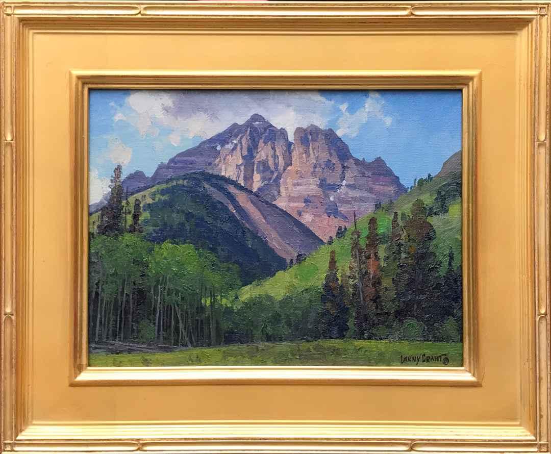 Pyramid Peak by  Lanny Grant - Masterpiece Online