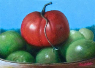 For Tomato Chutney