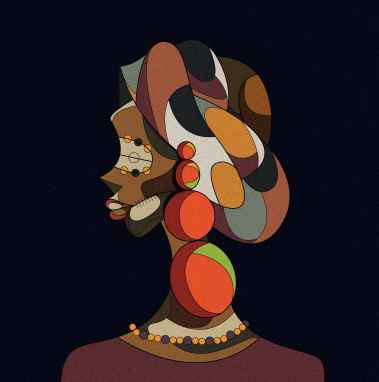 African Lady by Mr Toby Emmanuel - Masterpiece Online