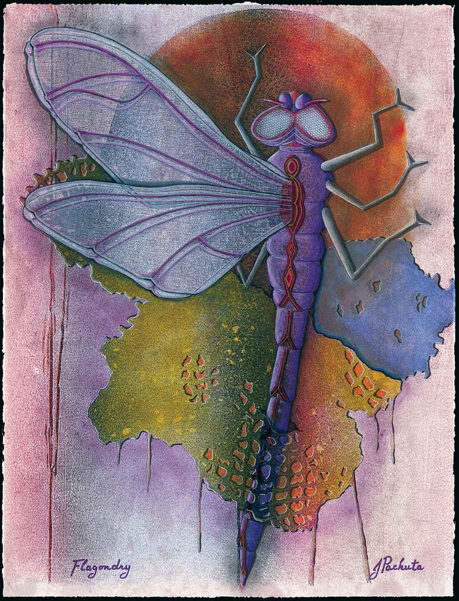 Flagondry by  Jack Pachuta - Masterpiece Online
