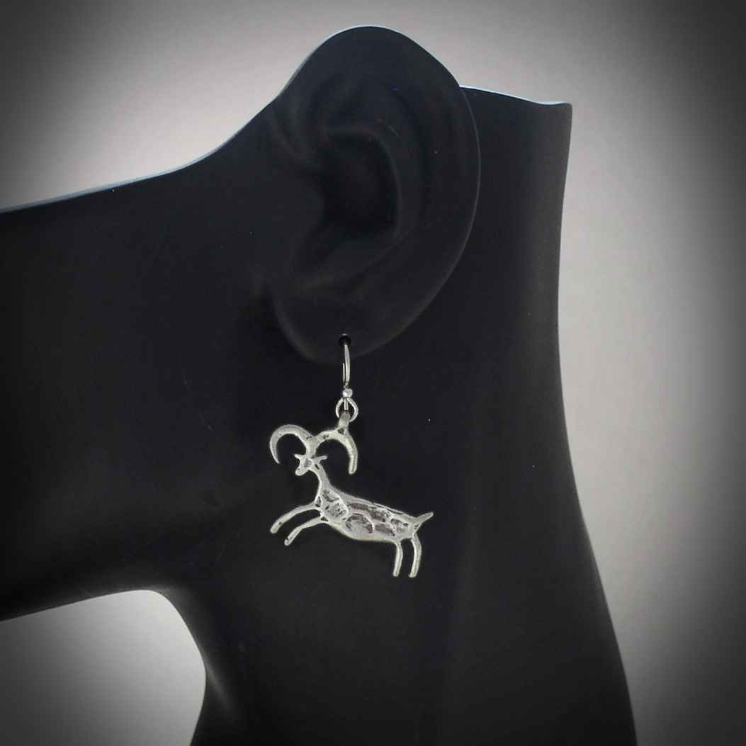 Mountain Goat Silver ... by  Mummy's Bundle - Masterpiece Online