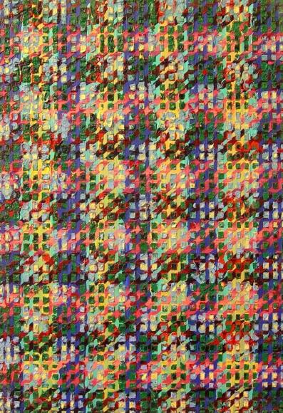 Studio Grid #1 by  Aaron Karp - Masterpiece Online