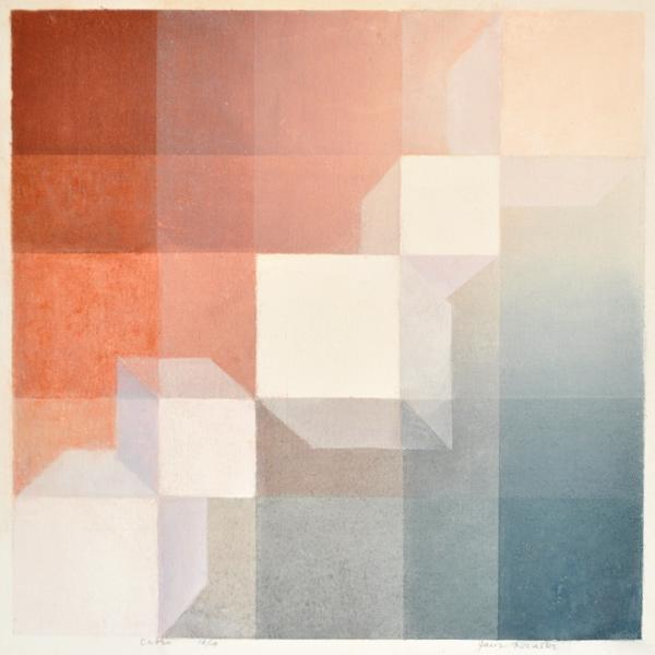 Cubes by  Jane Kraike (1910-1991) - Masterpiece Online