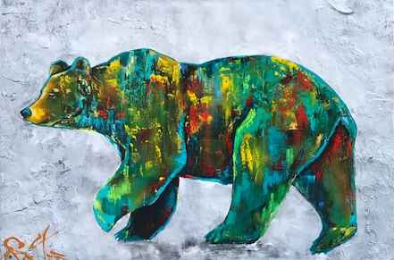 Bear 182491 by  Brian Porter - Masterpiece Online