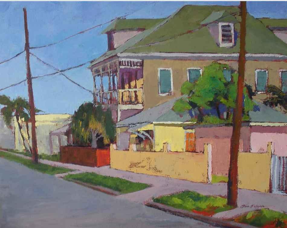 Grande Ole House  by  Pam Folsom