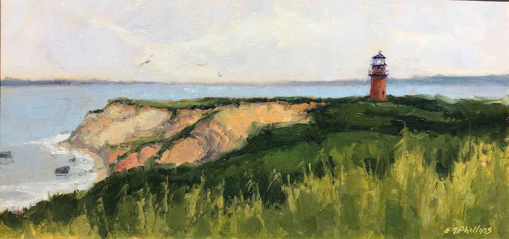 Aquinnah View by  Elise Phillips - Masterpiece Online
