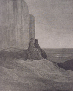 The Fair Consort  by  Gustave Dore