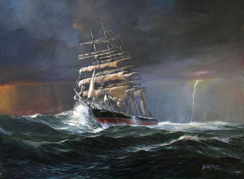 The Sinking of the Pa...  by Mr Austin Dwyer, ASMA