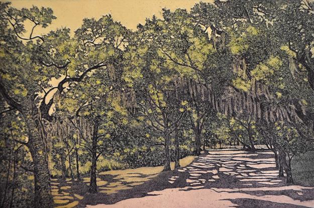 Summer's Road  by  Susan Baehmann