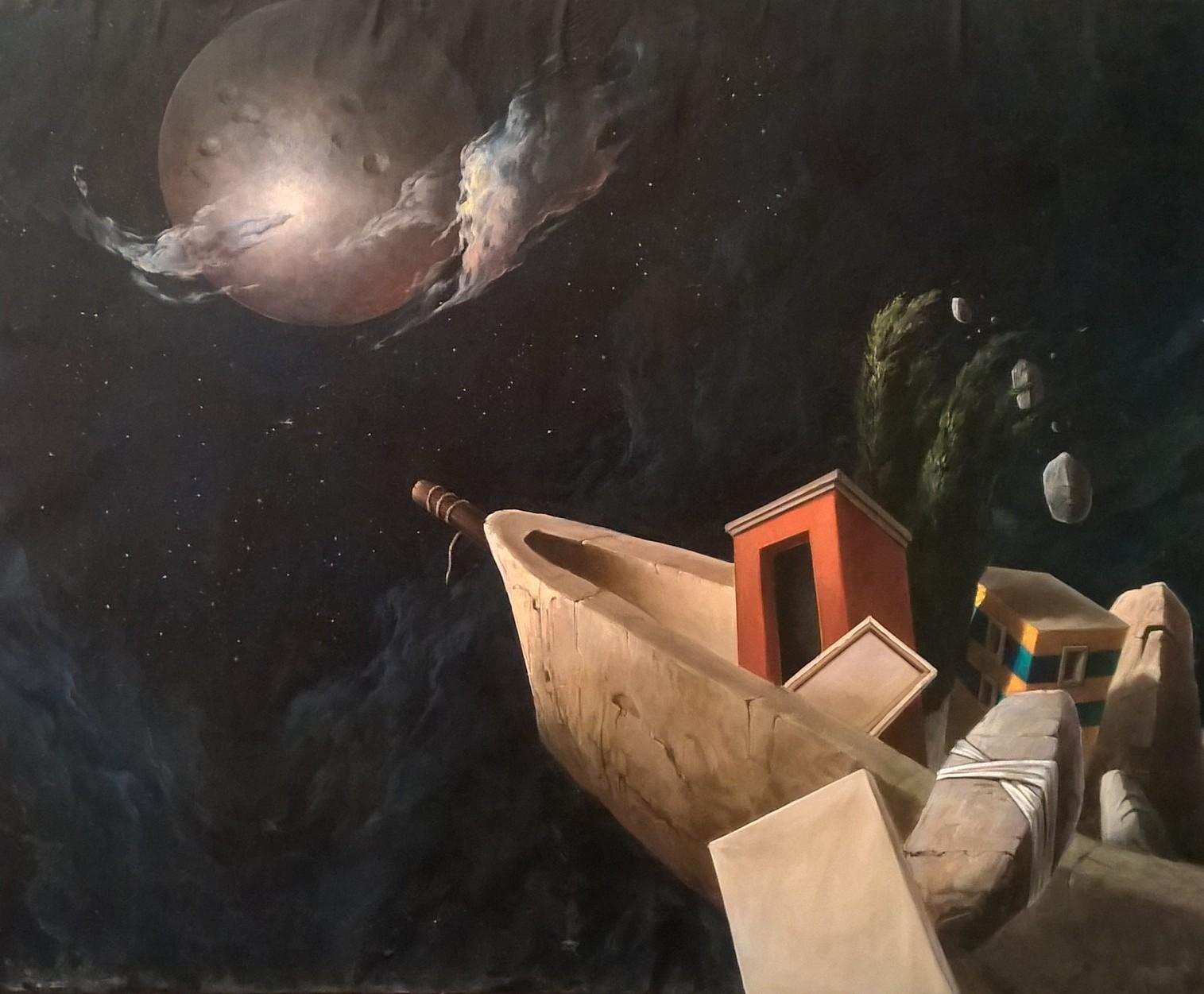 Verso un Sogno by  Ciro Palumbo - Masterpiece Online