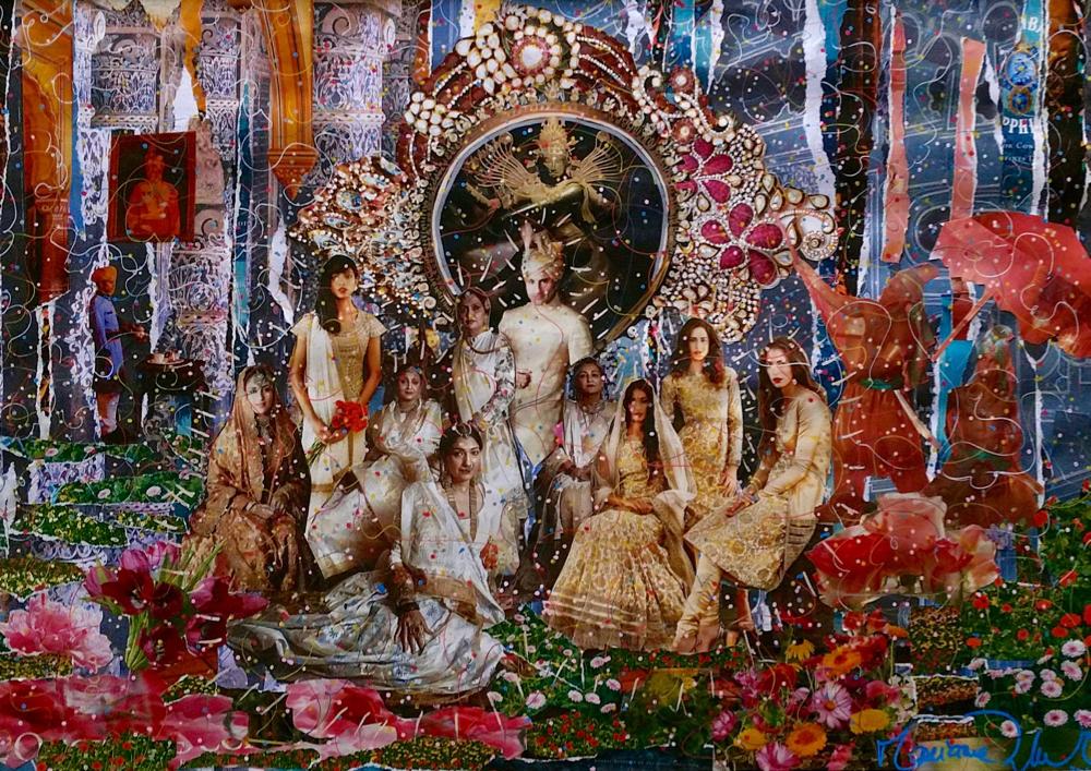 Indie's girls by Mme Marianne RUBIO - Masterpiece Online
