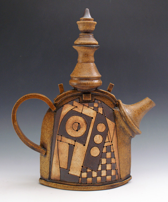 Picasso Teapot by  Sandy Terry - Masterpiece Online