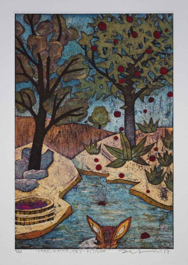 Land, Water, Sky-Kits... by  Yuji Hiratsuka - Masterpiece Online