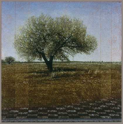 Two Trees w/ Perspect... by  David Smith-Harrison - Masterpiece Online