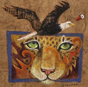 My Son, The Eagle, Th... by  Susan Guevara - Masterpiece Online